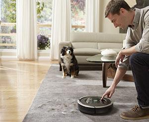 iROBOT Roomba 871 utilisation autonome