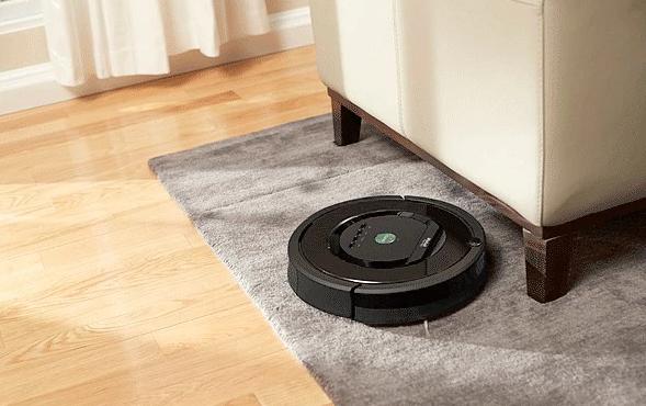 aspirateur robot irobot roomba 875 bestofrobots. Black Bedroom Furniture Sets. Home Design Ideas