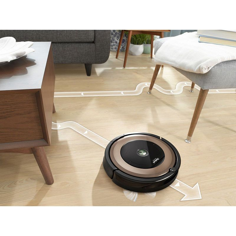 aspirateur robot irobot roomba 895 darty. Black Bedroom Furniture Sets. Home Design Ideas