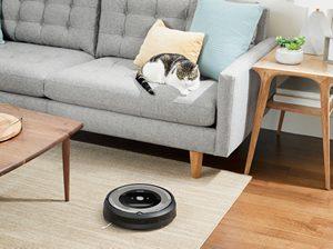 Robot aspirateur Roomba E5154