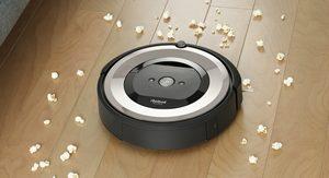 Aspirateur robot Roomba E5 aspiration puissante