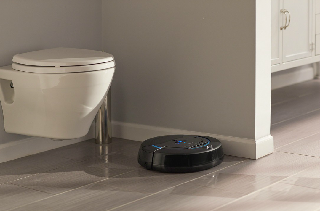 robot laveur de sol irobot scooba 450 bestofrobots. Black Bedroom Furniture Sets. Home Design Ideas