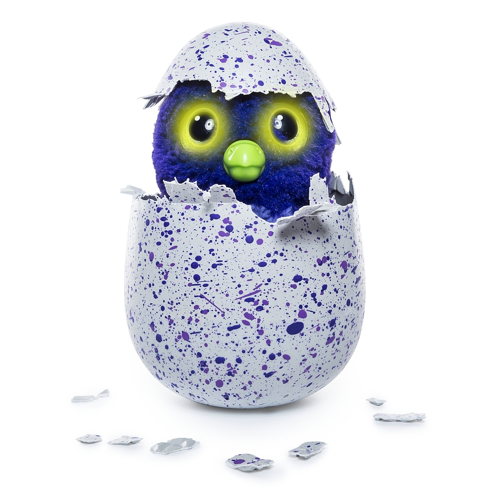 Hatchimal violet