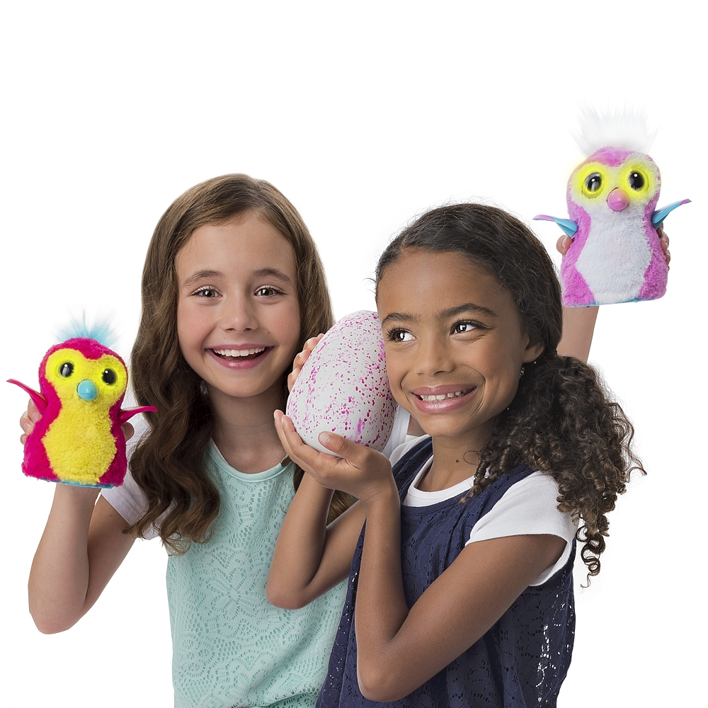 hatchimals spinmaster rose