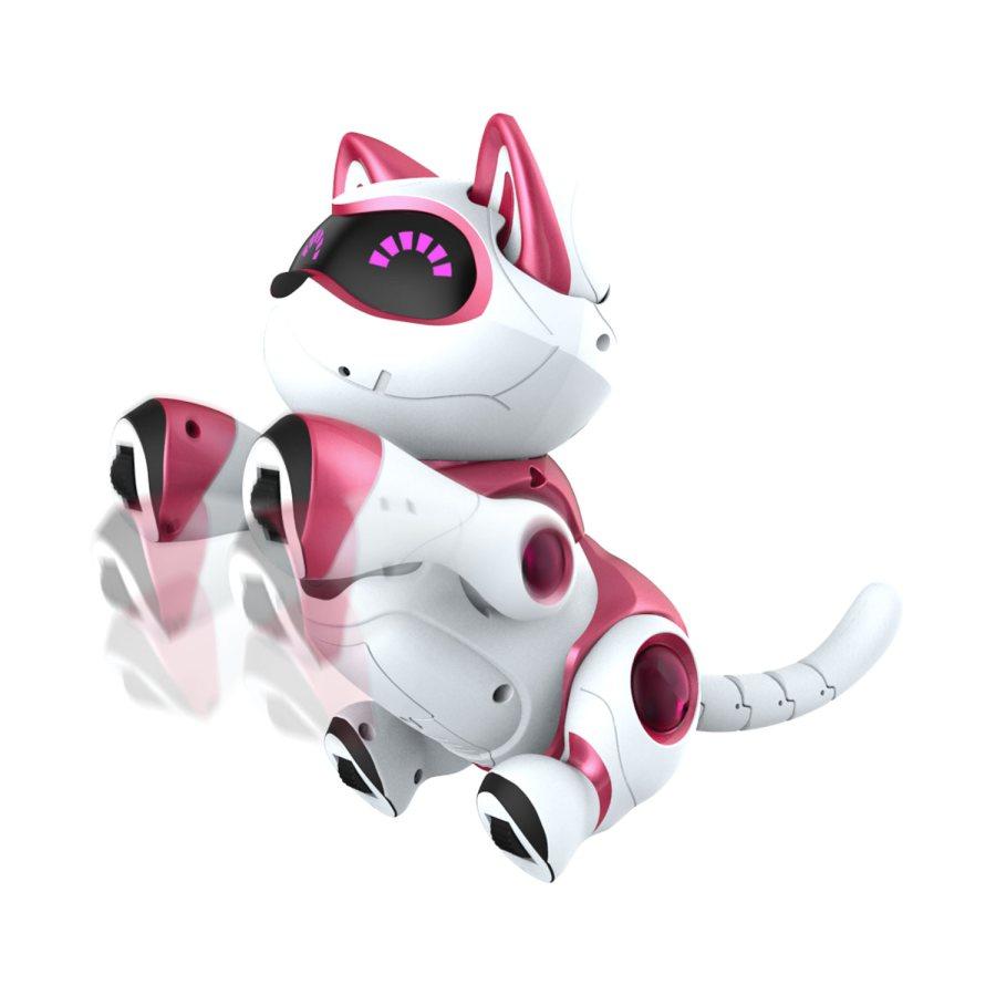teksta kitty - robot jouet chaton