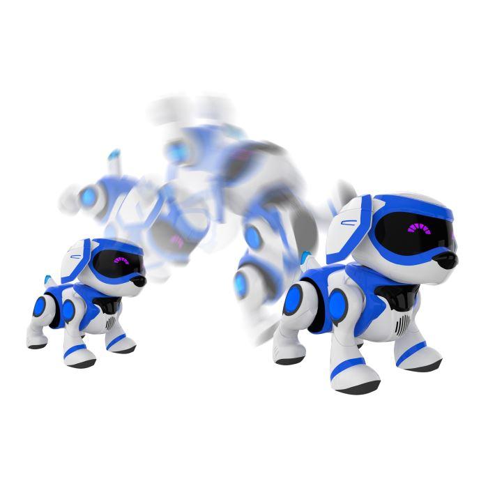 Teksta le Robot chien