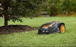 Robot tondeuse landroid S basic Worx jardin