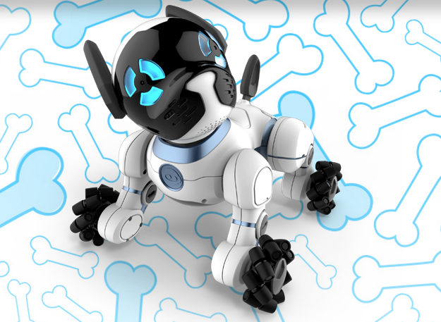 robot intéractif CHIP wowwee