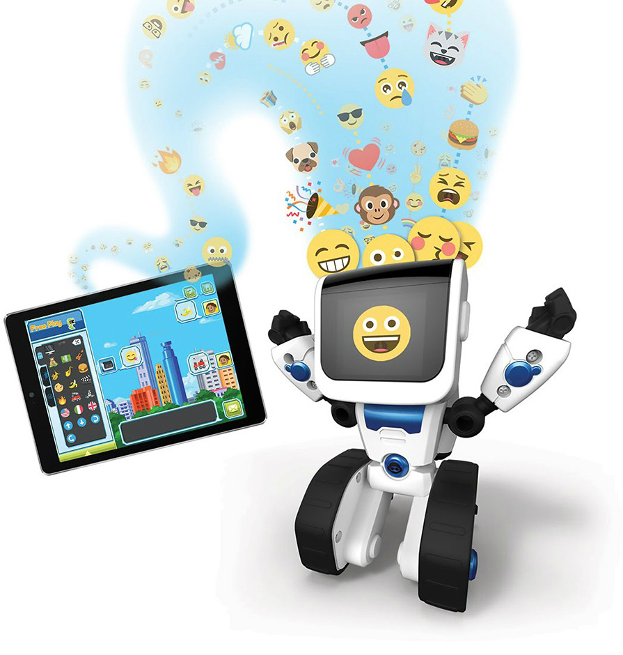 coji robot jouet