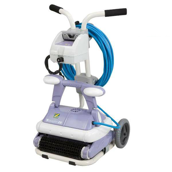 Robot de piscine zodiac voyager 2x bestofrobots for Colle pour piscine zodiac