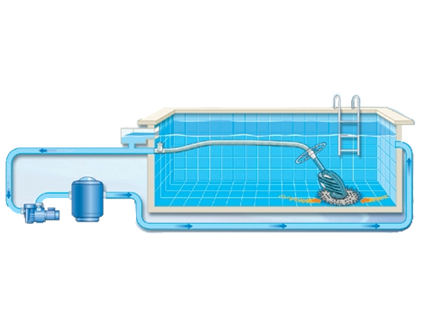 Kontiki 2 robot aspirateur piscine for Aspirateur piscine fonctionnement