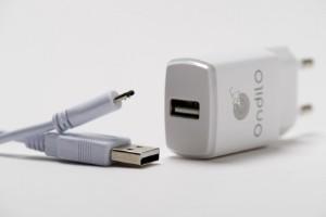 Flotteur ICO d'ONDILO connecté Wifi + Bluetooth chargeur